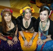 Liquid Hip Therapy Belly Dance instructors